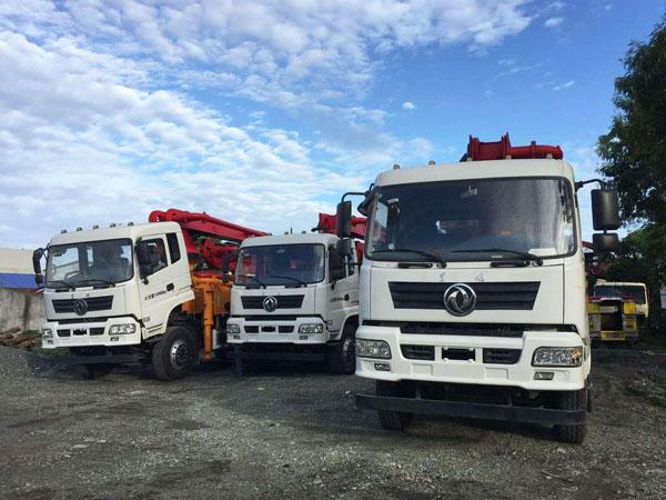 30m boom machine philippines