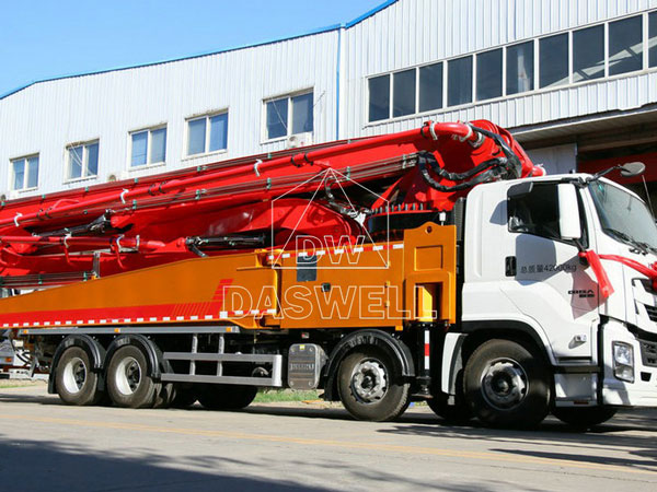 50m boom truck sale