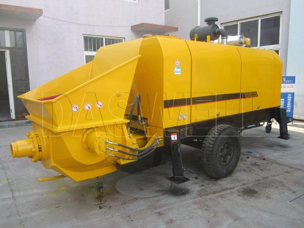 CPD40 pumping machine