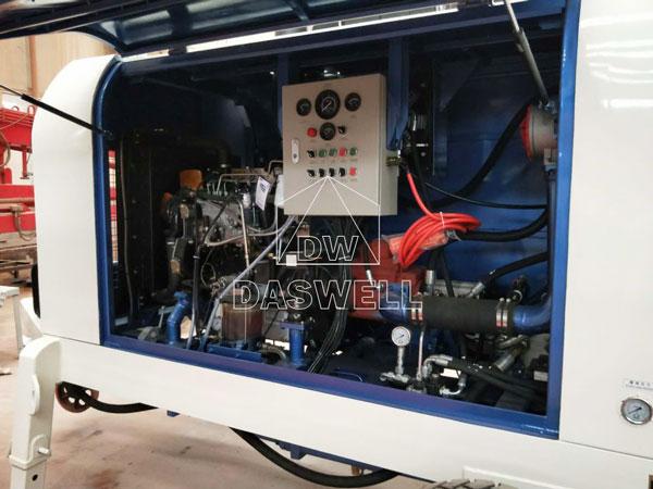 CPD40 small pumps to Vanuatu