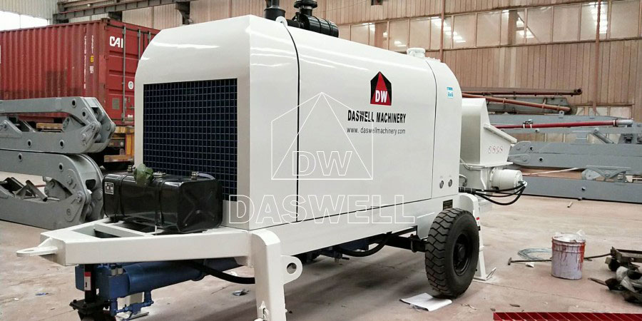 CPD40 trailer pump for sale
