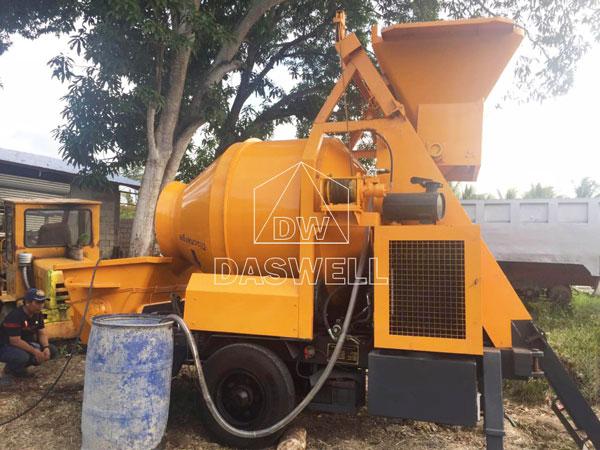 DHBT40 mixing pumping machine