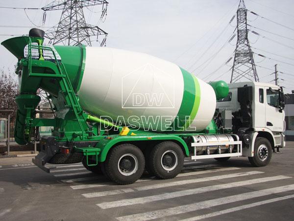 DW-8 concrete agitator for sale