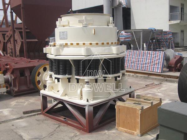 DWE-90 cone crusher