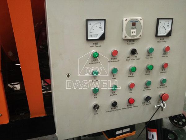 HBT30 concrete mixer pump
