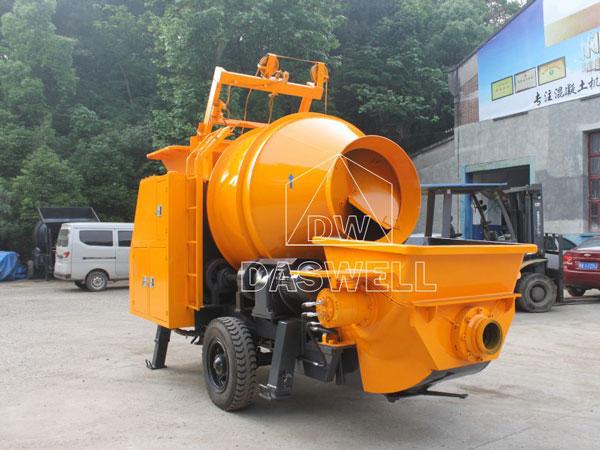 HBT40 mixing pump machine