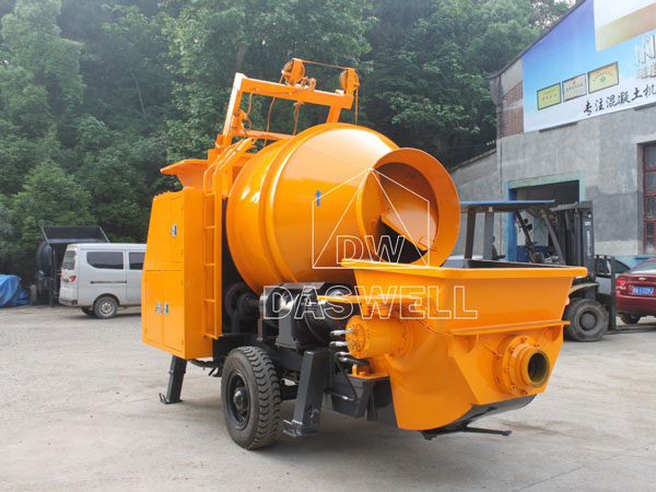 HBT40 small pump machine