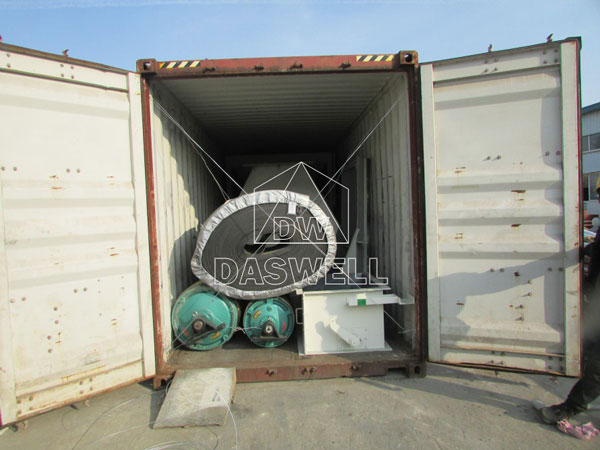 HZS180 transport to Philippines
