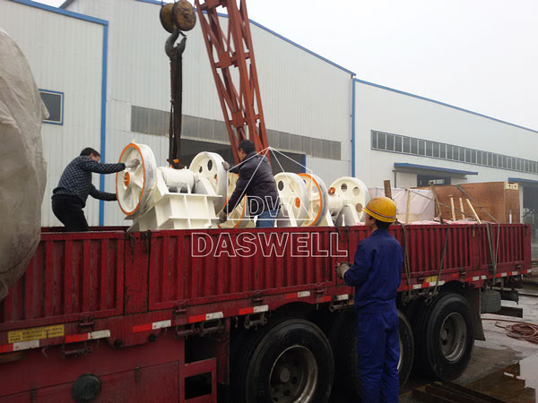 PE250×400 jaw crusher for sale