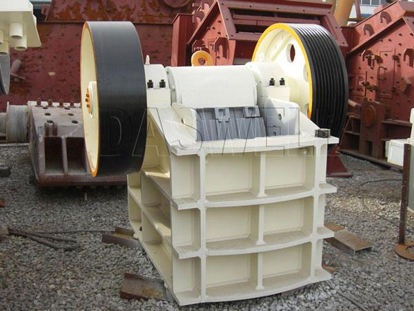 PE250×400 jaw crushing machine