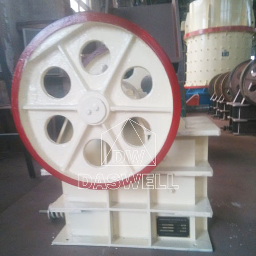 PE500×750 jaw crusher for sale