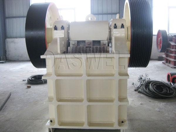 PE750×1060 jaw rock crushing machine