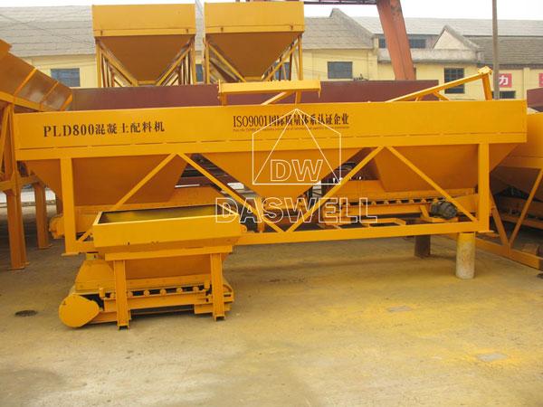 aggregate batching equipment