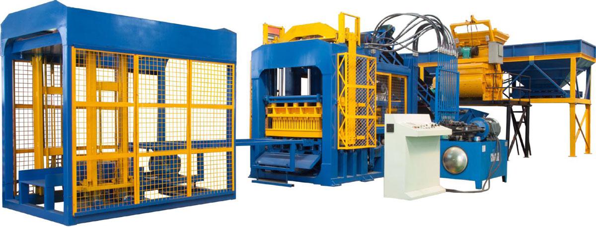 QT12-15 brick making machine for sale