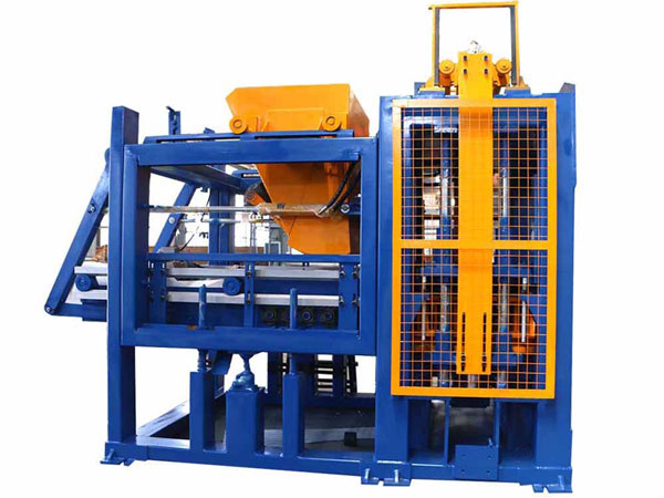 QT4-15 hollow block plant