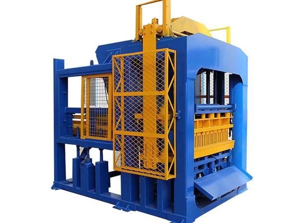 QT4-15 hollow brick block machines