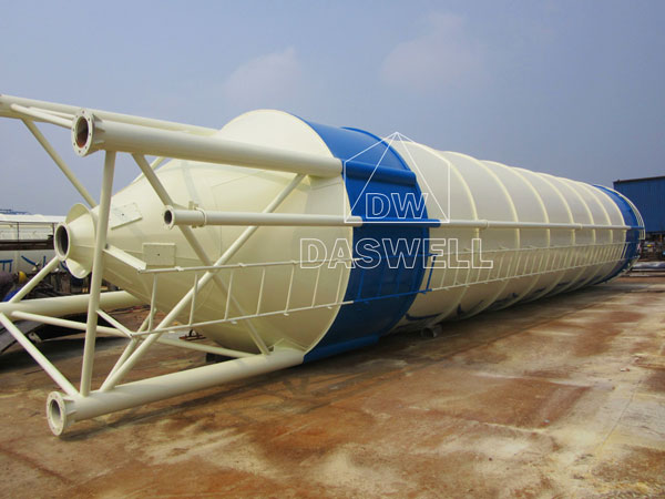 cement silo for ready mix batching plant