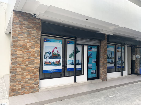 daswell branch office in philippines