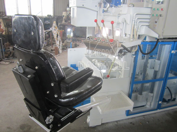 spare parts of mobile moulding machine