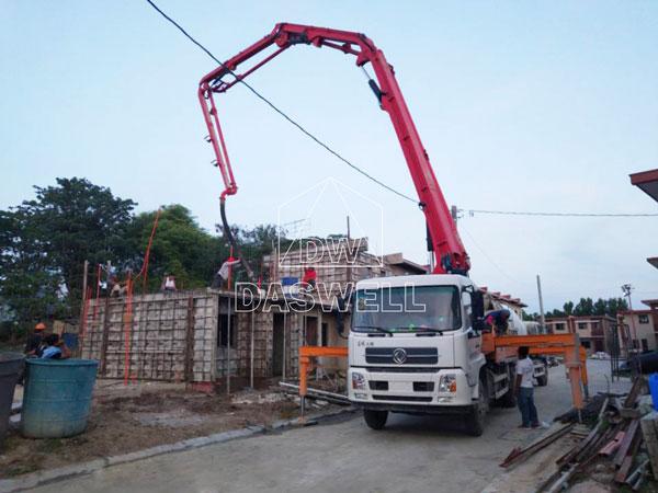 25m pumpcrete machine philippines