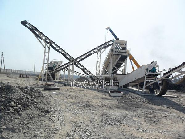 Daswell crushing screening equipment
