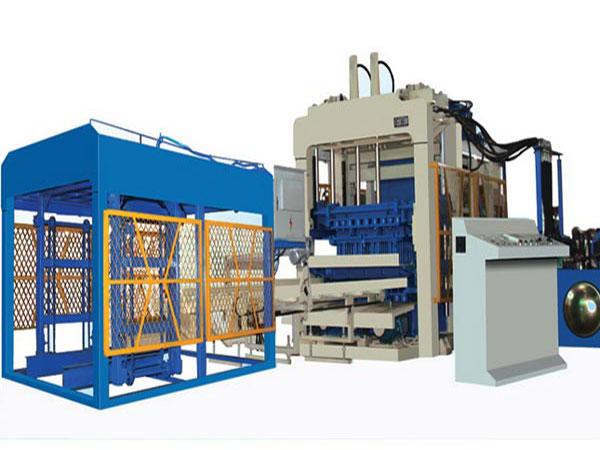 QT10-15 fully automatic brick maker