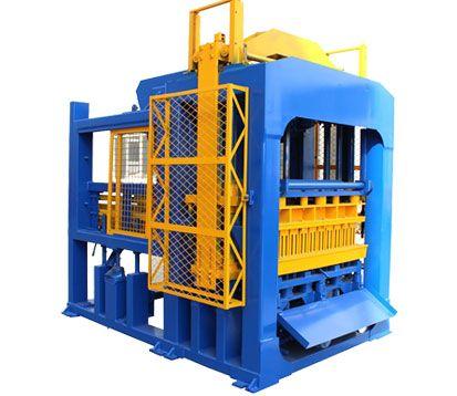 QT4-15 automatic brick maker