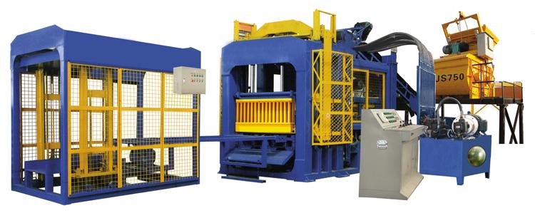 QT8-15 brick block machine