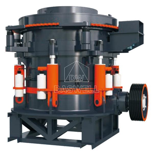 daswell cone crushing machine