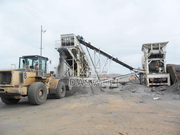 daswell machinery crushing equipment