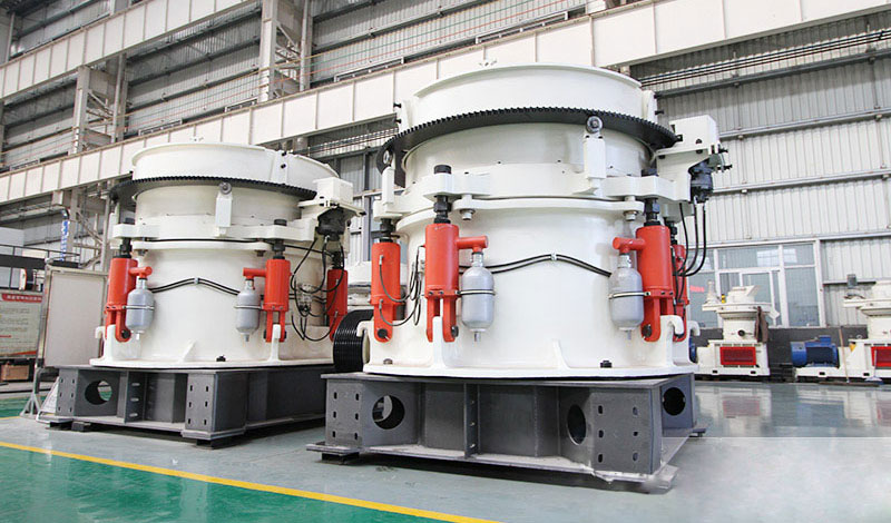 multi-cylinder hydraulic cone crusher for sale