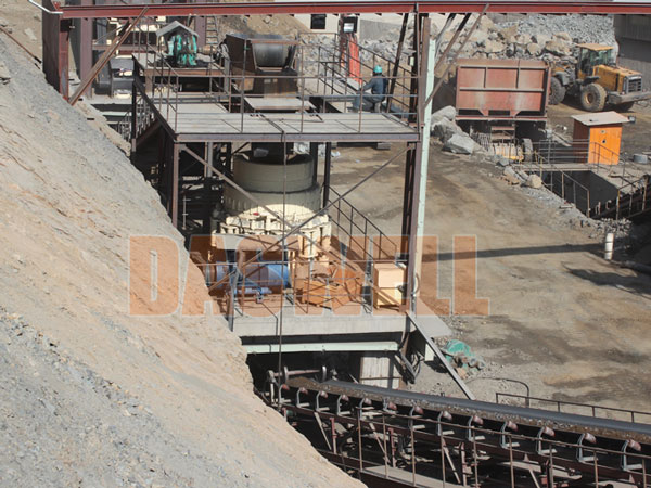 wide use of cone crusher equipment