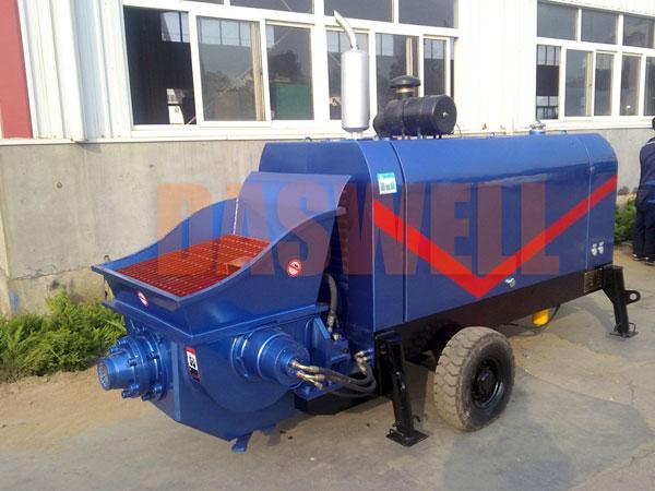 CPD30 portable concrete pump for sale