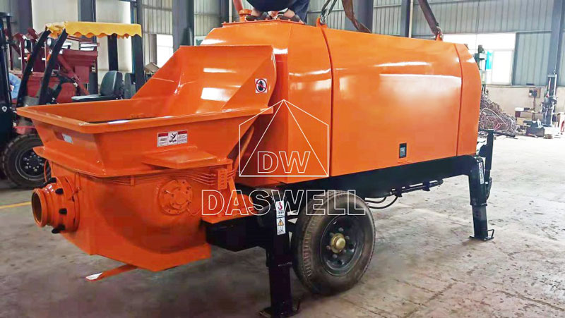 CPD30 stationary concrete pump for sale