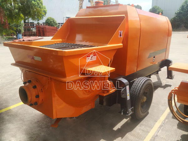 CPE30 stationary concrete pumps