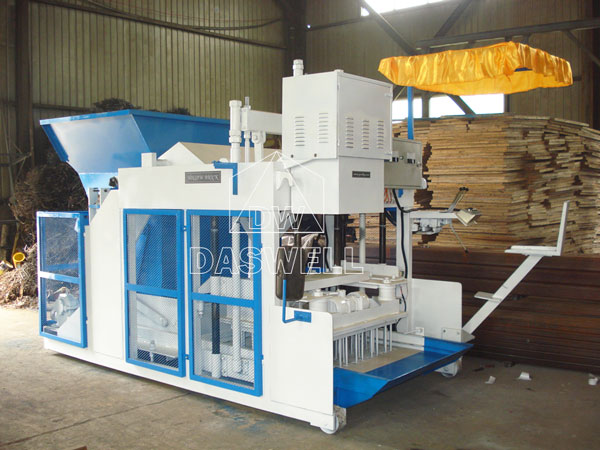 the mobile type fly ash machine