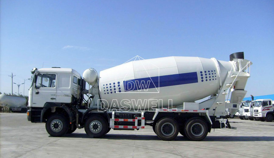 DW-10 ready mix truck for sale