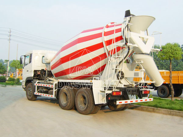 DW-6 ready mix truck for sale