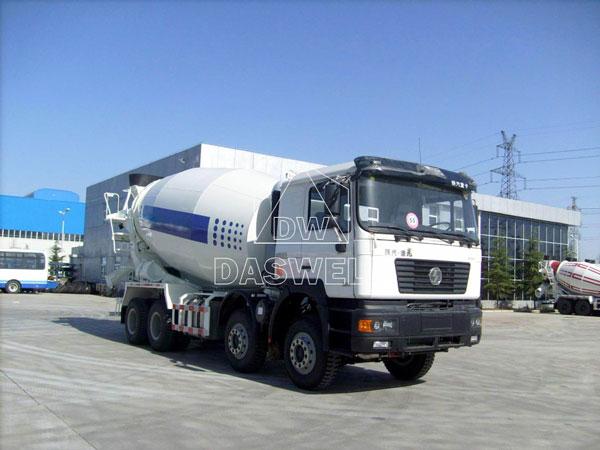 DW-8 ready mixed truck