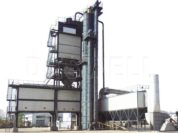 SAP1500 asphalt plant