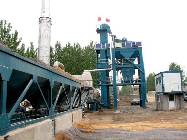 SAP500 asphalt mixing plant