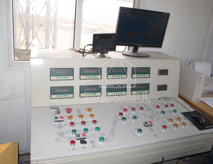 the Daswell mini control system