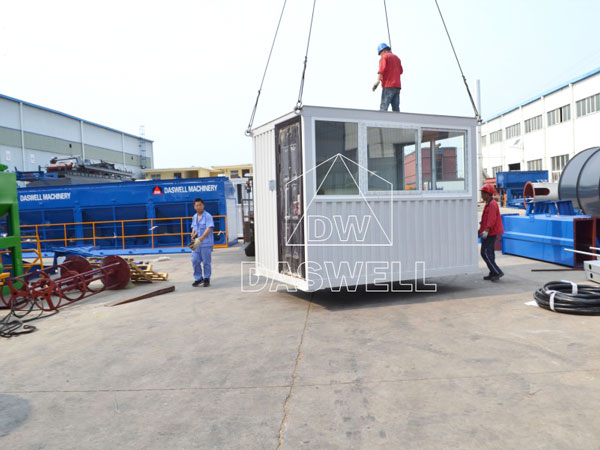 transport MADP40 drum plant to Philippines