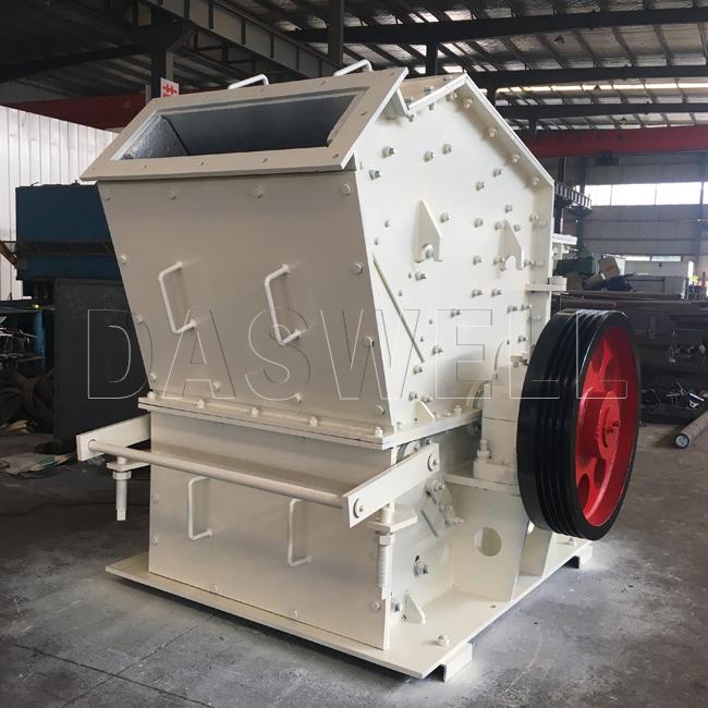 the daswell hammer crusher machine