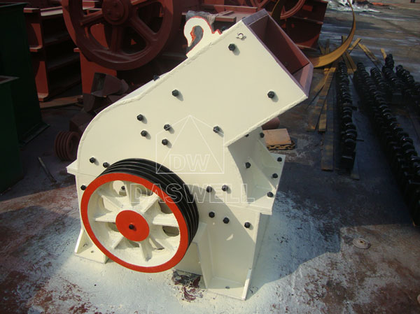 the daswell hammer mill crusher