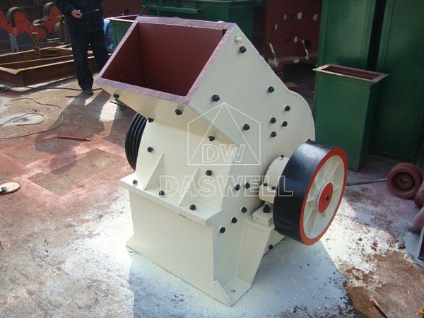 the daswell machinery hammer mill crusher