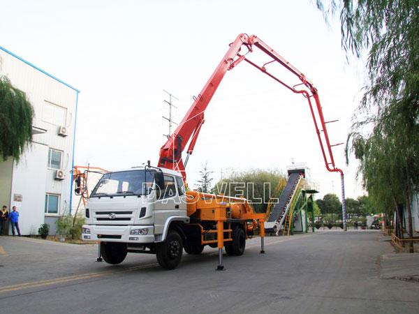 21m pumpcrete machine philippines