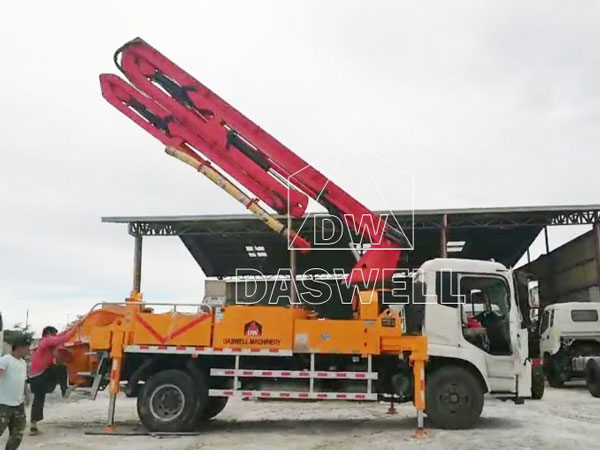 25m pump truck for sale philippines