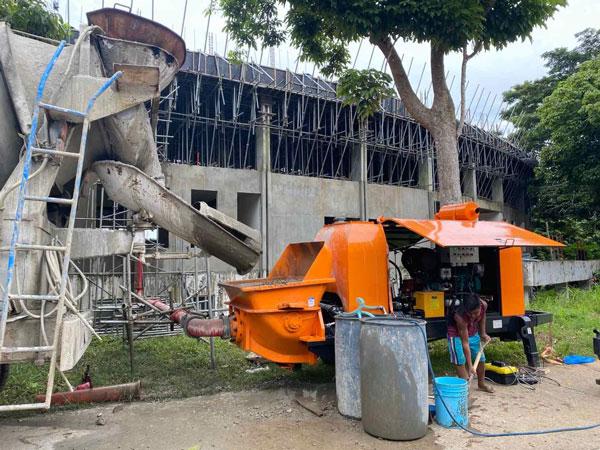 CPD40 concrete pump for sale philippines
