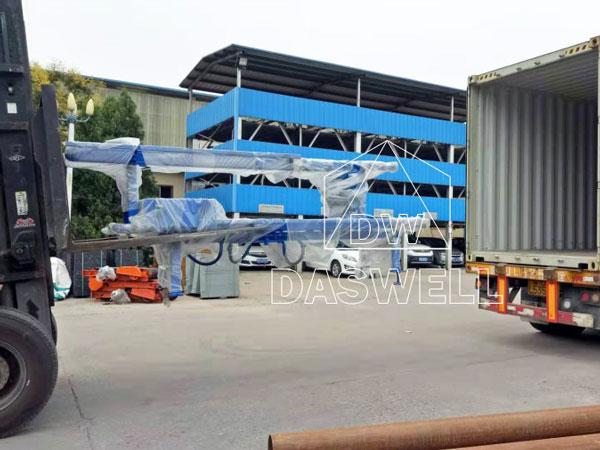QT4-15 concrete block machine pakistan
